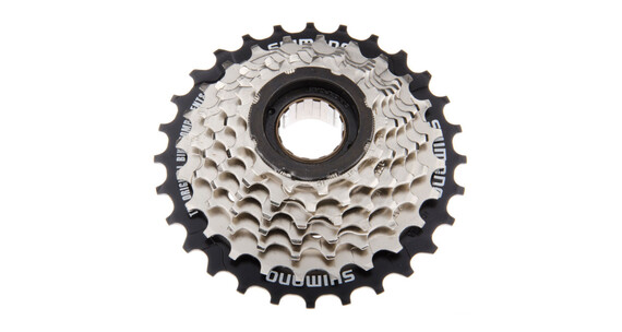Shimano 7-speed cassette 13-28